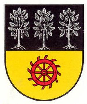 Birkenheide - Image: Wappen birkenheide