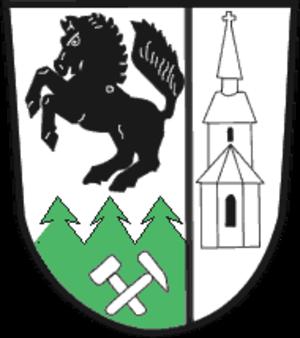 Rossau, Saxony - Image: Wappen rossau