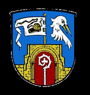 Ohrenbach - Image: Wappen von Ohrenbach