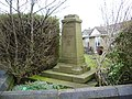 War Memorial, Broughton Street, Plover Street, Burnley - geograph.org.uk - 765391.jpg