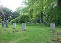 War graves in Christ Church, Lochgilphead - geograph.org.uk - 16852.jpg