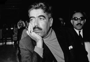 Wasfi al-Tal - Wasfi Al-Tal in 1962
