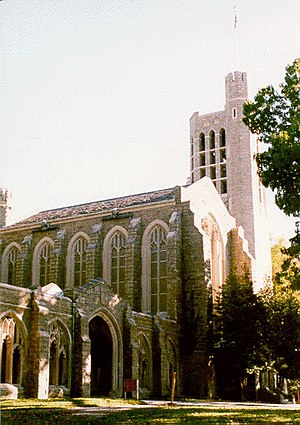 Zantzinger, Borie & Medary - Image: Washington Memorial Chapel