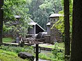 Water wheel at Hagley museum.JPG
