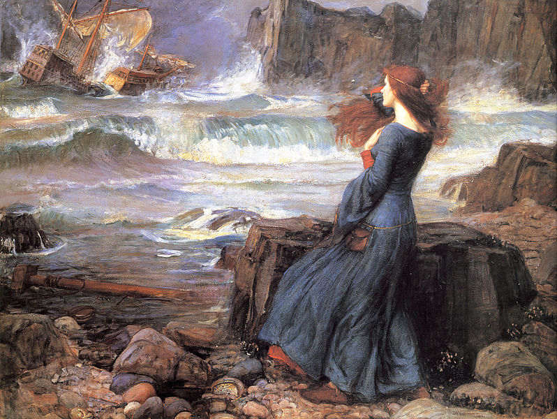 representation of the human relationship with the natural world in shakespeares tempest Turning shakespeare's 'the tempest' into expression and powerful spiritualism in communion with the natural world if the tempest is indeed a new world.
