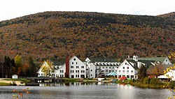 Waterville Valley Town Square, Village Rd, New Hampshire - panoramio.jpg