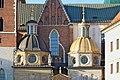 Wawel - Sigismund Chapel, Vasa Chapel.jpg