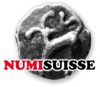 Swiss Numismatic Society - SNS logo