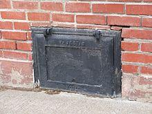 Weed Building coal chute - Condon Commercial HD 20 - Condon Oregon.jpg