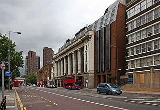 Public Health England - Image: Wellington House, Waterloo Road geograph.org.uk 907945