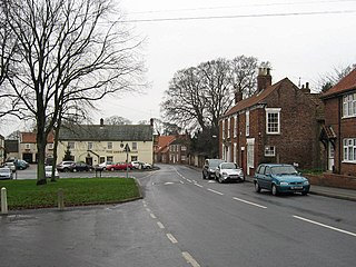 Welton, East Riding of Yorkshire village and civil parish in the East Riding of Yorkshire, England