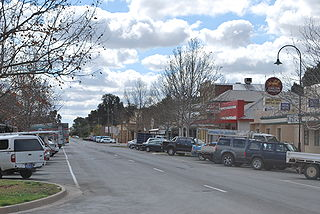 Wentworth, New South Wales Town in New South Wales, Australia