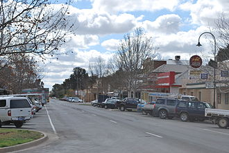 Wentworth, New South Wales - Darling Street, Wentworth