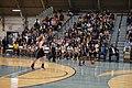 West Texas A&M vs. Texas A&M–Commerce women's basketball 2017 28.jpg