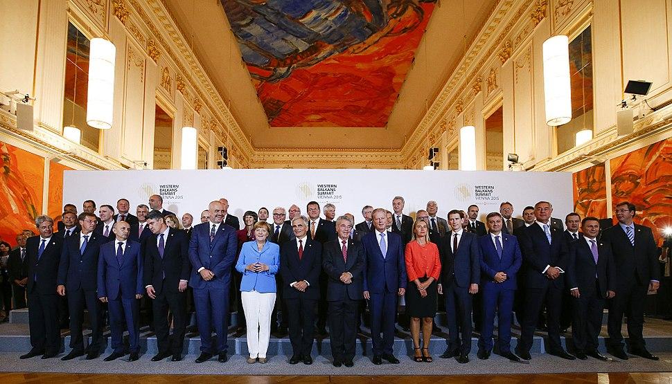 Westbalkankonferenz Wien 2015 (20303009083)