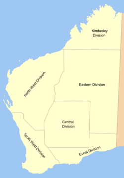 Lands administrative divisions of Western Australia Wikipedia