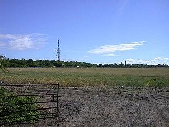BBC Radio Cambridgeshire - Madingley transmitter
