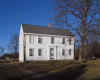 Wheeler-Minot Farmhouse building in Concord, Massachusetts