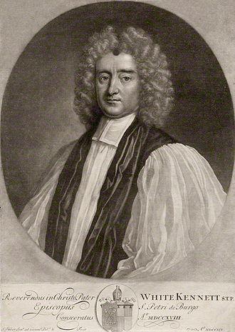 White Kennett - Bishop Kennett.