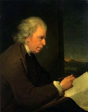 John Whitehurst - John Whitehurst by Joseph Wright of Derby