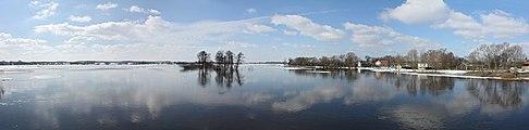 Wieprz river in March.jpg