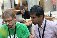 Wikimedia Hackathon 2017 IMG 4534 (34786145355).jpg