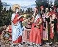 Wilhelm Stetter, Saint Jean l'Evangéliste bénissant la coupe de poison censée l'empoisonner.jpg