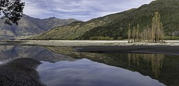 Wilkin River close to its confluence with Makarora River, New Zealand.jpg