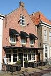 willemstad - voorstraat 50 - woonhuis