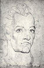 William Blake, Visionary Head of Voltaire c 1820.jpg