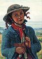 William Holman Hunt - The School-Girl's Hymn.jpg