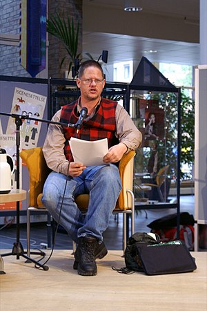 William T. Vollmann - Vollmann in 2006