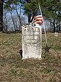 William Taylor grave at Fort Amanda.jpg