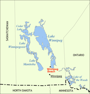 town in Manitoba