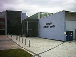 Withington Community Hospital - The new Withington hospital facilities