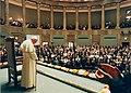 Wizyta Jana Pawła II w Sejmie RP (1999) 07.jpg