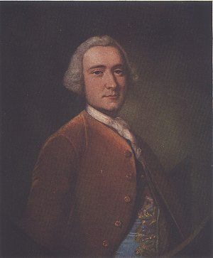 Scottish & Newcastle - Portrait of William Younger by Alan Ramsay