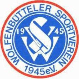 MTV Wolfenbüttel - Historical logo of Wolfenbütteler SV.