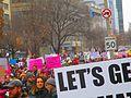 Women's march to denounce Donald Trump, in Toronto, 2017 01 21 -dn (32339983131).jpg