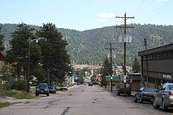 Woodland Park CO W Midland Ave 2006 08 30.jpg