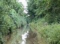 Woodseaves Cutting, Shropshire Union Canal, Shropshire - geograph.org.uk - 547697.jpg