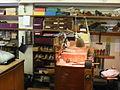 Workplace of John Lobb, bespoke shoe and bootmaker, 88 Jermyn Street, London.jpg