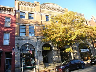 WRIV - WRIV studios in downtown Riverhead