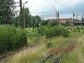 Wzdłuż linii kolejowej Entlang der Bahnlinie Katowice - Bytom - Tarnowskie Góry (5884724833).jpg