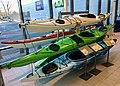 XXL Sport & Villmark (Norwegian sporting goods retailer) - kajakker (kayaks) - Tønsberg Norway 2017-11-03 a.jpg