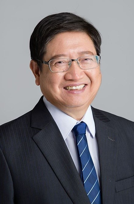Yang Wen-ke, the incumbent Magistrate of Hsinchu County Yang Wen-ke.jpg