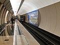 Yauza train at Maryina Roshcha station (Метропоезд Яуза на станции Марьина Роща) (4802007313).jpg