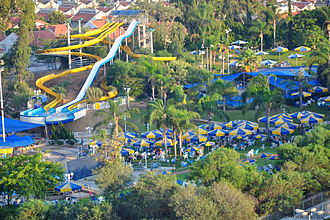 Yavne - Yavne water park