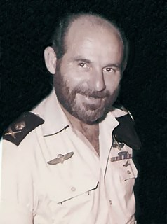 Michael Barkai Commander of the Israeli Navy