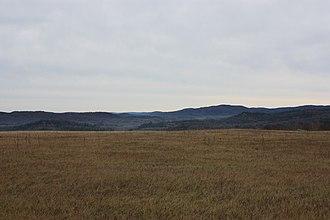 Opeongo Hills - Image: York River Valley